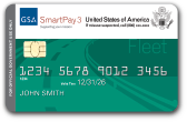 GSA SmartPay 3 Fleet card