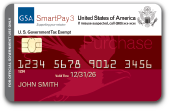 GSA SmartPay 3 Purchase Card