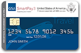 GSA SmartPay 3 Travel Card